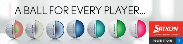 Srixon Golf Ball Range - A ball for every player
