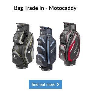 Get £20 off a new Motocaddy bag